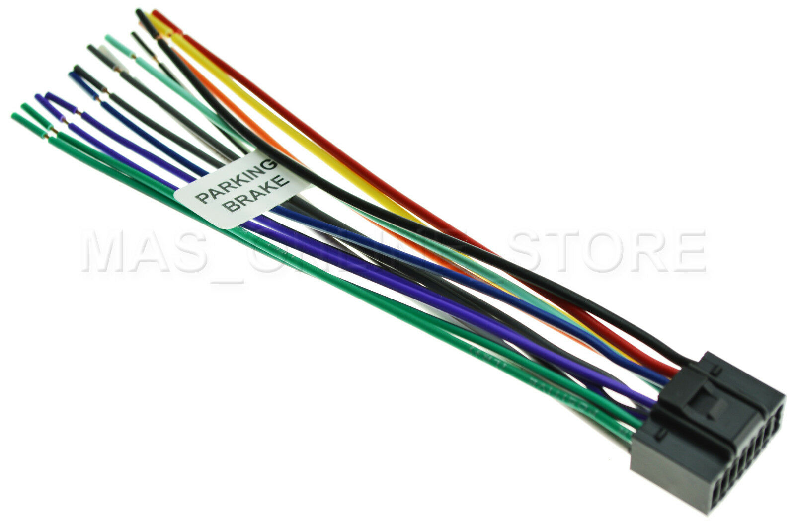 Jvc Wiring Harness Ebay Schematic Diagram Kd R320 Wire For Kw Adv792 Kwadv792 Pay Today Ships Sony Car Stereo Colors