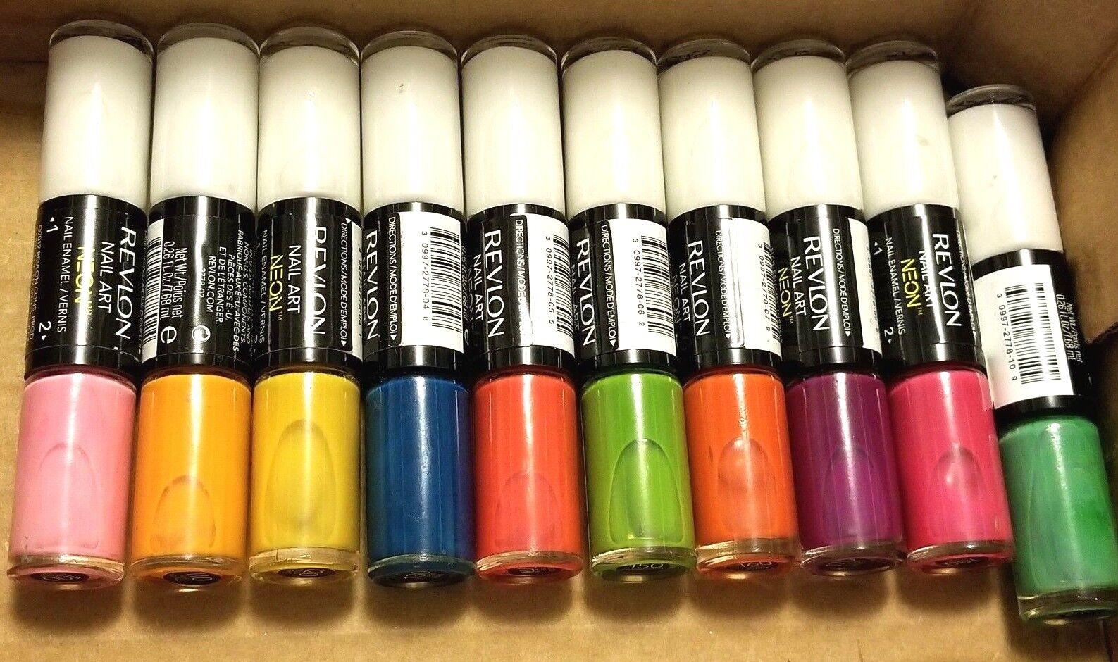 Revlon Nail Art Expressionist Enamel Polish - 350 Ulterior Motif | eBay
