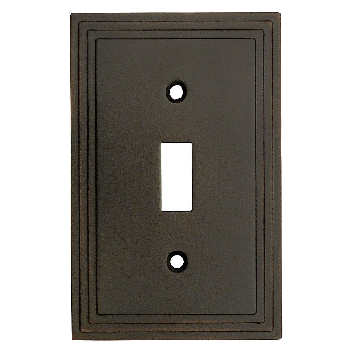 Single Switch Plate Covers Cosmas 25053Orb Oil Rubbed Bronze Single Toggle Switch Plate