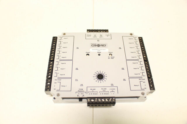 HID VertX V200 Door Access Control Input Monitor Interface CBORD V200 : hid door - Pezcame.Com