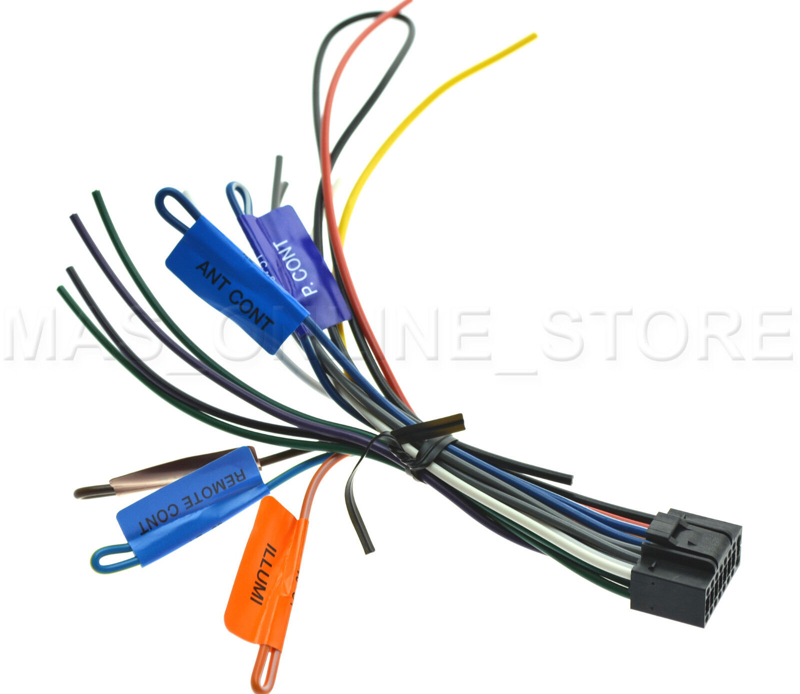Harness kenwood diagram wiring dnx hd stereo