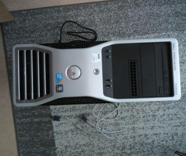 Dell Precision T3500 PC Windows 10 3.06GHz 6gb Ram 500gb Gaming Workstation