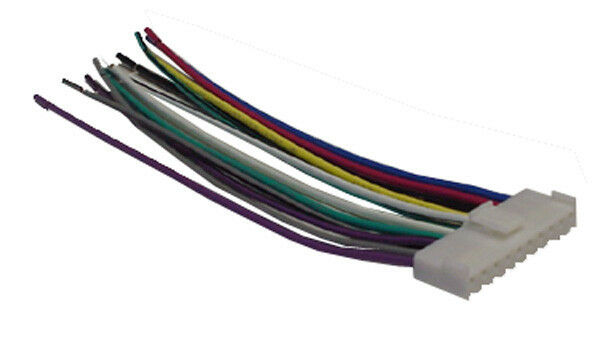 pioneer wiring harness car stereo 10 pin wire connector ebay rh ebay com Waterproof Wire Connectors Wire Connector Kit