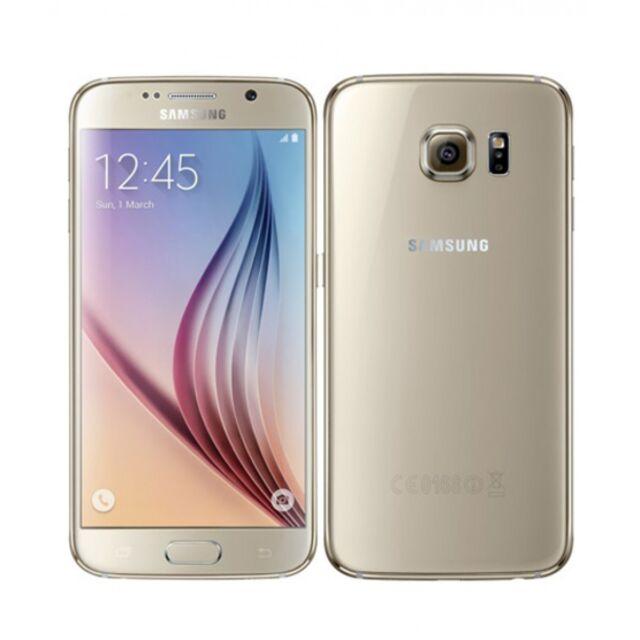 Samsunf Platinum: Samsung Galaxy S6 SM-G920V