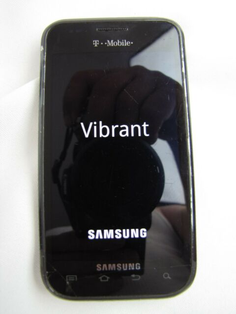 Samsung Galaxy S (T-Mobile) Smartphone FOR PARTS ONLY