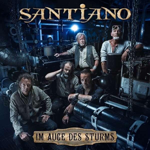 SANTIANO  Im Auge des Sturms  CD  NEU & OVP  13.10.2017