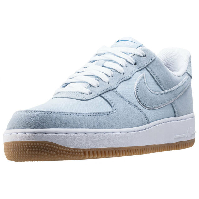 Nike Air Force 1 Ebay Daim Noir Uk
