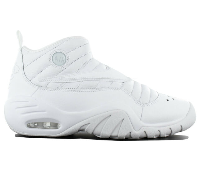 the latest ba254 dedb0 Nike Air Shake NDestrukt Dennis Rodman Triple White Men Basketball  880869101 - mainstreetblytheville.org