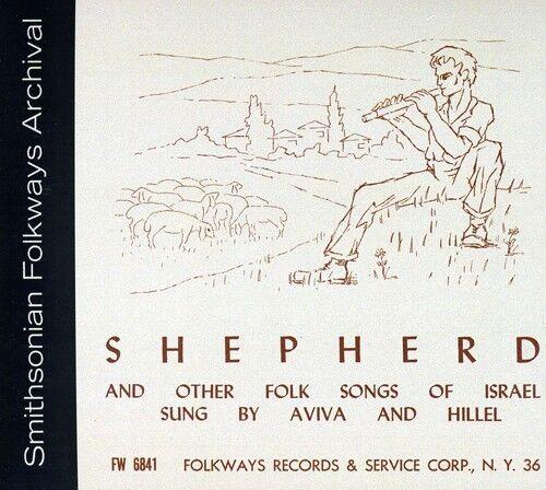 Hillel & Aviva - Shepherd and Other Folk Songs of Israel [New CD]