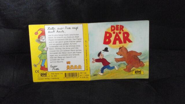 "Pixi ""Der Bär"" 992"