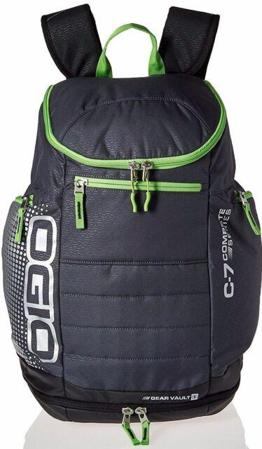 OGIO C7 Asphalt Sports Ball Bag 15