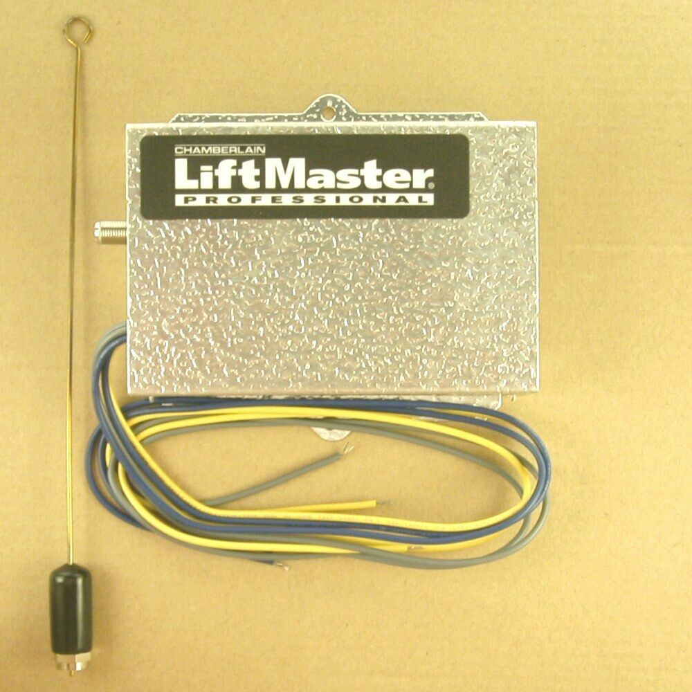 Liftmaster garage door opener 423lm receiver 3 channel coaxial picture 1 of 4 publicscrutiny Choice Image
