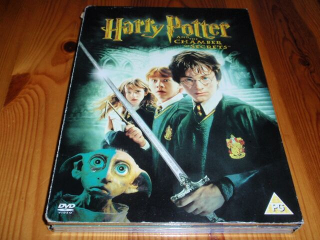 Harry Potter and The Chamber of Secrets [DVD][ 2003][ 2-Disc Set]
