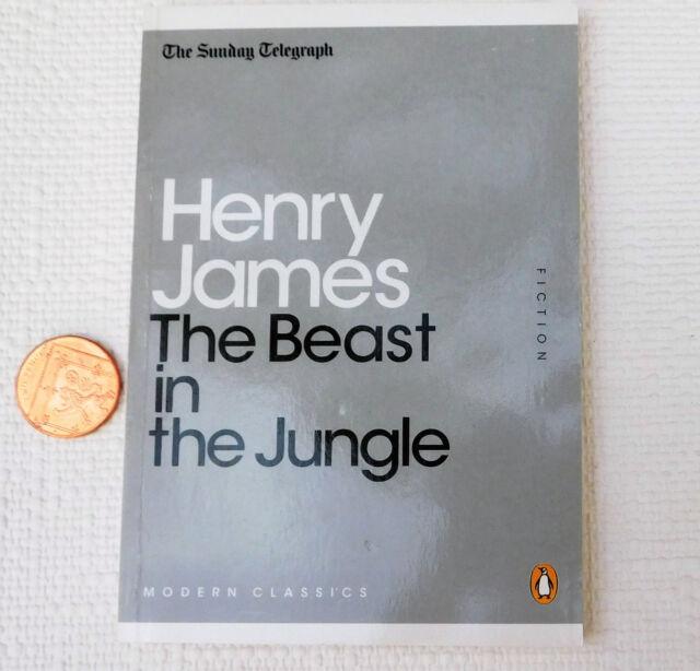 The Beast in the Jungle Henry James Penguin Classics pocket paperback book novel