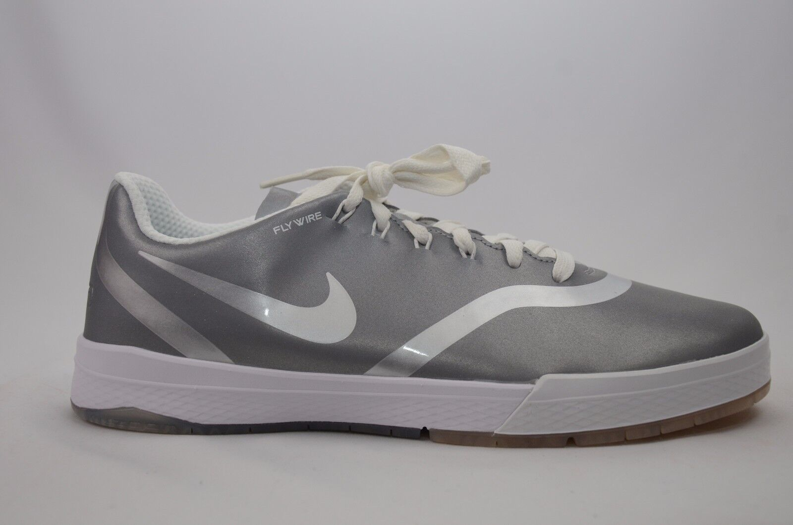 Nike Paul Rodriguez 9 Elite T Silver Men's Size 8-12 New in Box 833902 002