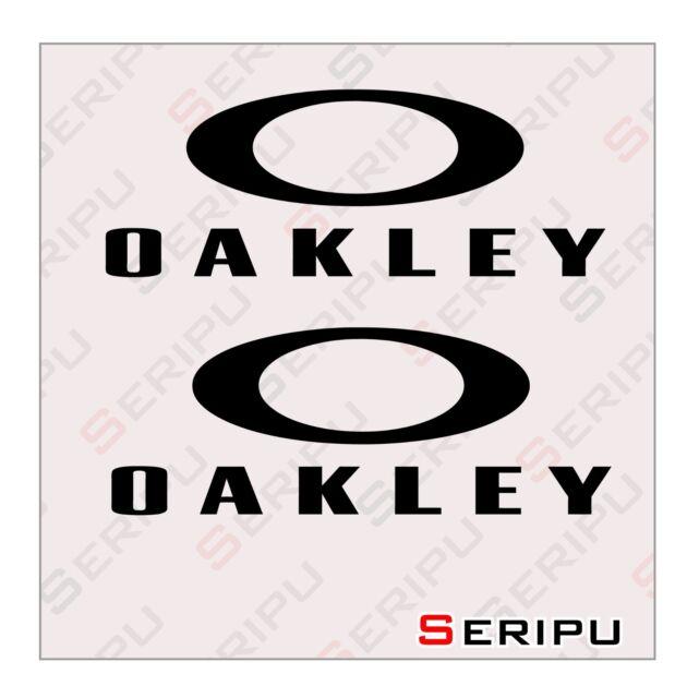 oakley pegatinas