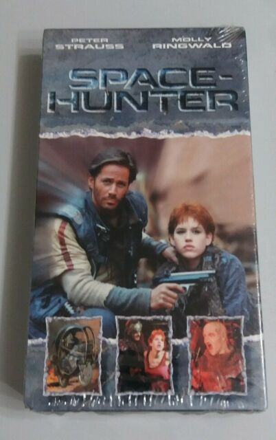 Spacehunter - Adventures in the Forbidden Zone VHS New Sealed Molly Ringwald