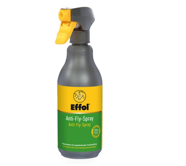 Effol Anti-Fly-Spray Insektenschutz Pferdepflege Pflegeartikel 500ml Fliegen