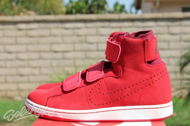 NIKE TZ - 85 SZ 8.5 GAME RED TEAM RED SAIL 749628 600
