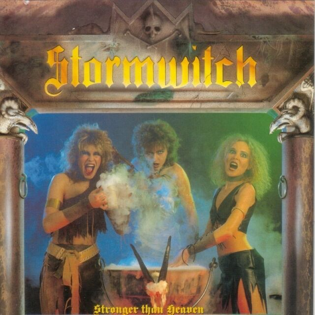 STORMWITCH - Stronger Than Heaven - CD - 162174