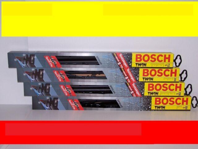 Scheibenwischer Bosch Twin 539 H425 5er E39 Kombi vo+hi