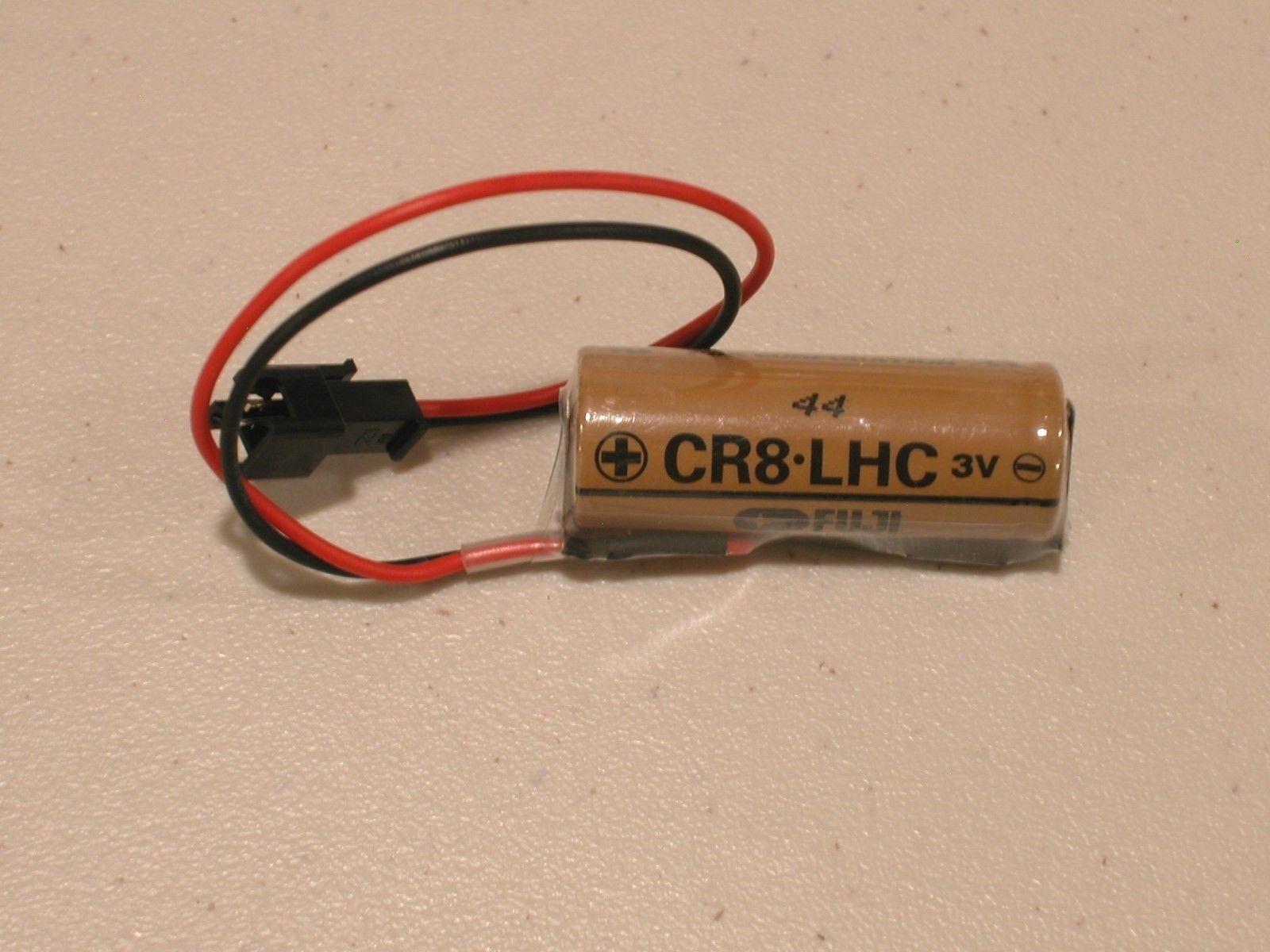 2 Pcs Fuji FDK Cr8.lhc 17450 3v Battery for Toto Flush Valve W/plug ...