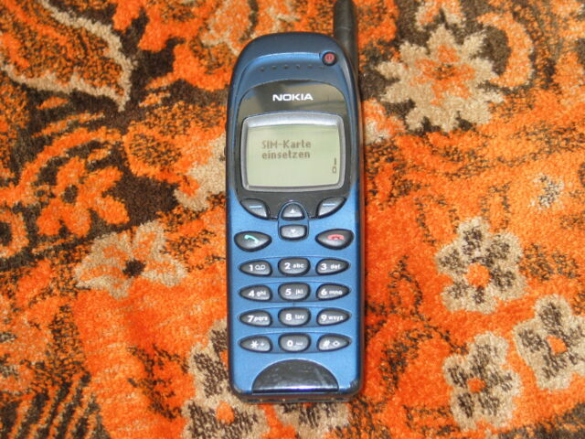 Nokia 6150 Good Condition Simlock Free 12 Month Warranty DHL incl. TAX