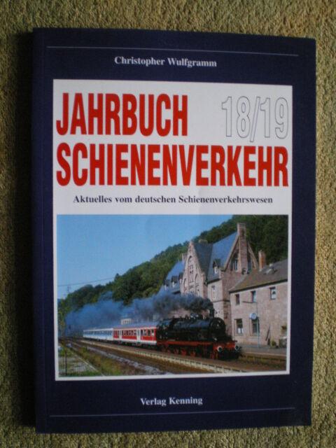 Eisenbahn Straßenbahn - Jahrbuch Schienenverkehr 1998/99 - Triebwagen Waggons
