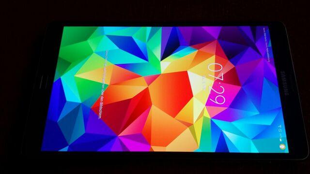 Samsung Galaxy Tab S SM-T705 16GB, WLAN + 4G (Entsperrt), 21,3 cm (8,4 Zoll) - …