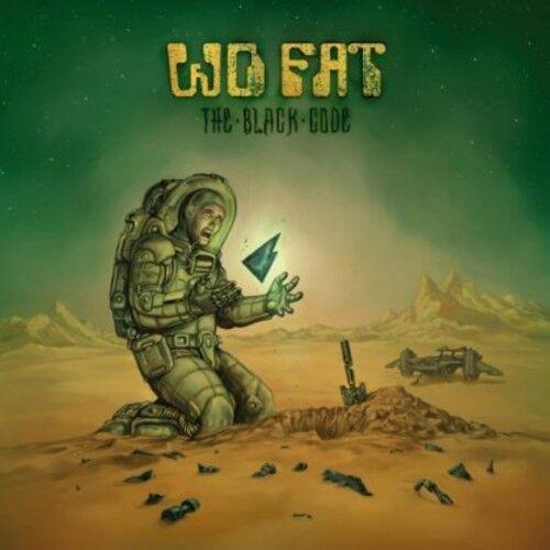 Wo Fat - Black Code [New CD]