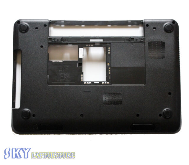dell inspiron 15r n5110 laptop lower base bottom case 005t5 ebay rh ebay com Dell Inspiron M731r Manual Dell Latitude User Manual