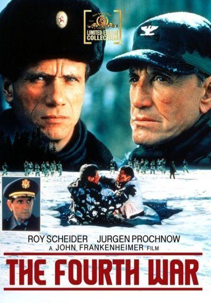 Fourth War - Region Free DVD - Sealed