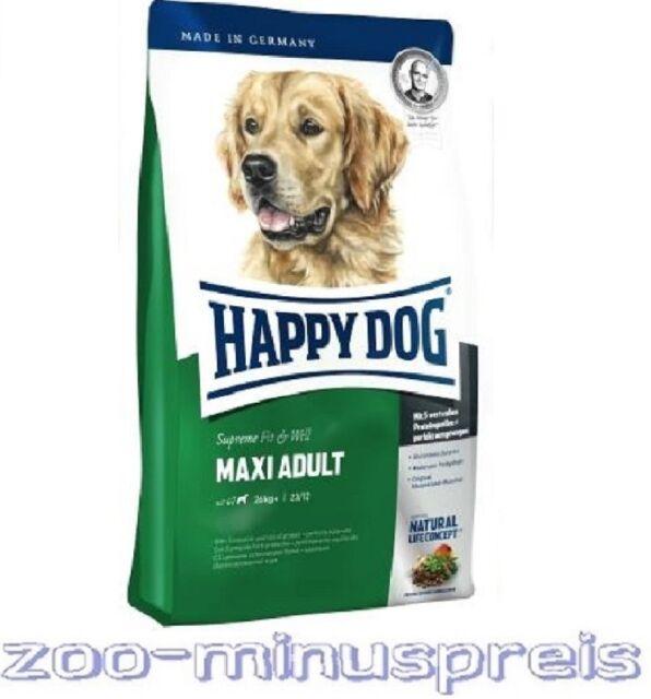 Happy Dog Ault maxi 15 kg, f. große Hunderassen. m. 5 hochverdauliche Proteinen