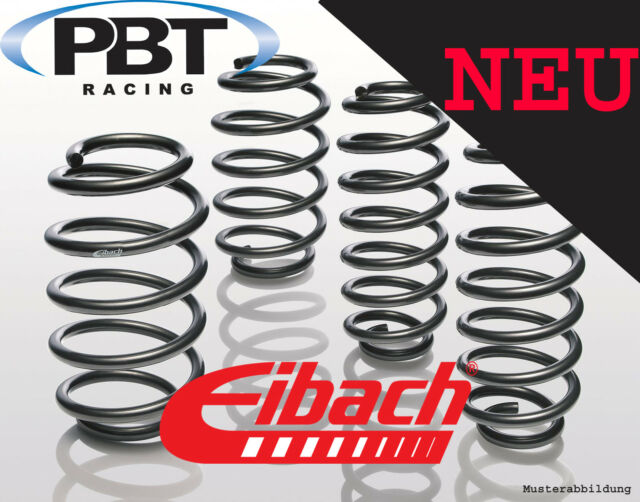 Eibach springs Pro-kit BMW 3 Series Compact E36 316i,318ti Built 03.94 - 08.00
