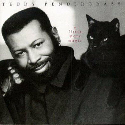 Teddy Pendergrass - Little More Magic [New CD] Manufactured On Demand