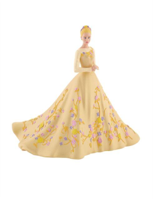 Princess Cinderella Live Action Figure - Disney Bullyland Toy Figure Cake Topper