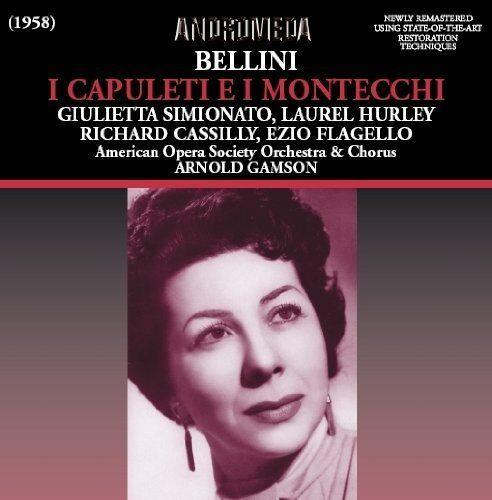 Bellini - I Capuleti E I Montecchi - 2 CD - Neu / OVP