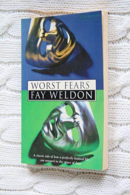 Worst Fears by Fay Weldon (Paperback, 1997)