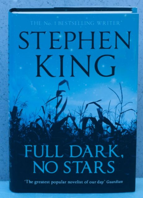 Full Dark No Stars UK Edition Stephen King Item 11701171