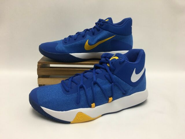 detailed look eee14 6aef4 ... shop nike kd trey 5 v basketball shoes durant warriors blue gold 897638  400 mens new