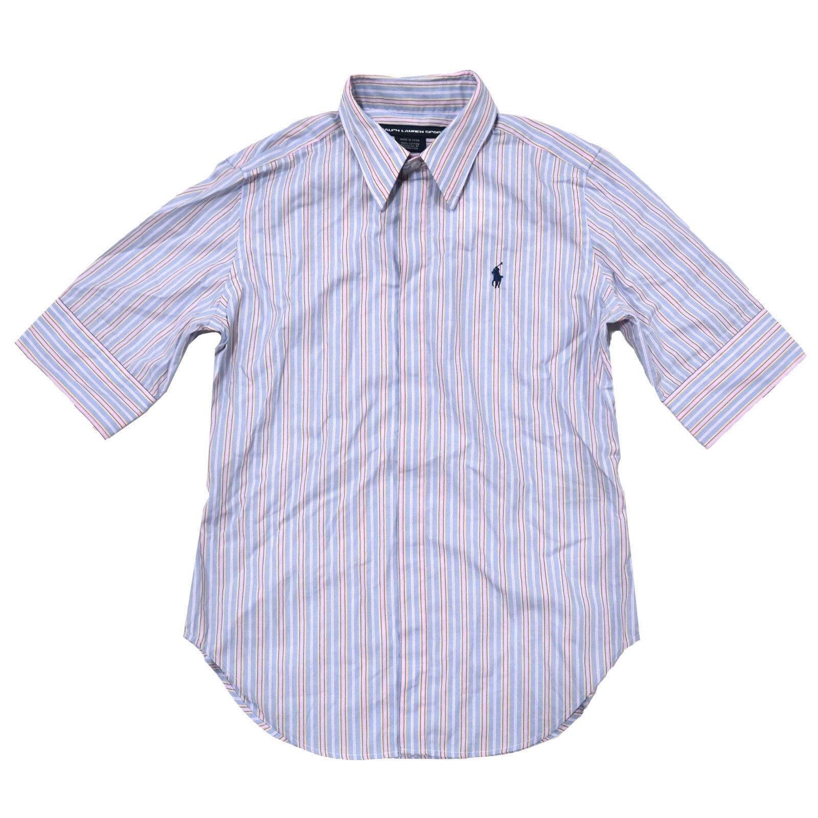 370e57ba7 Ralph Lauren Slim Fit Polo Shirt Ebay