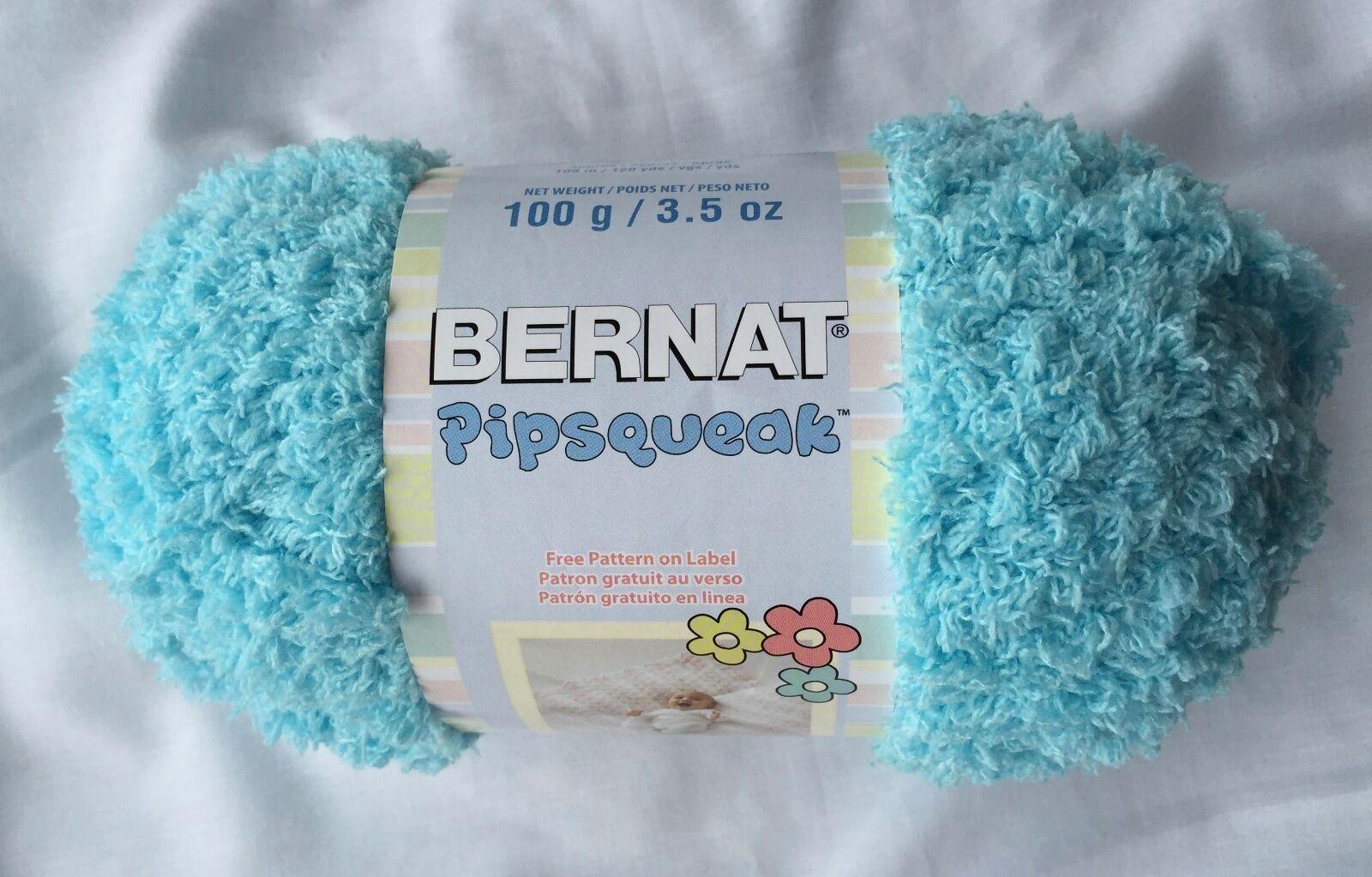 Spinrite Pipsqueak Yarn Blue Ice 061460 | eBay