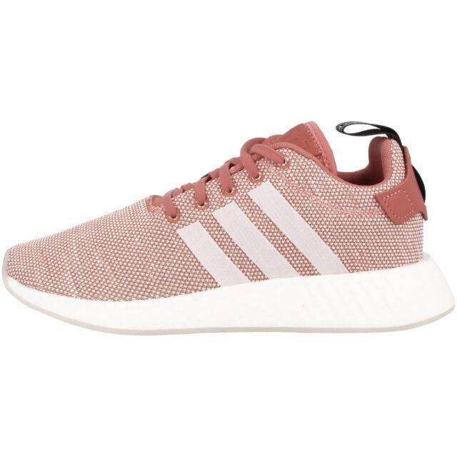 reputable site c5dcd 495d5 adidas nmd r2 rosa e bianche