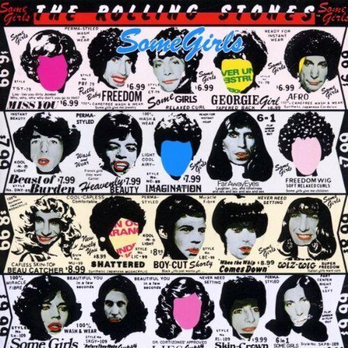 Rolling Stones Some girls (1978) [CD]