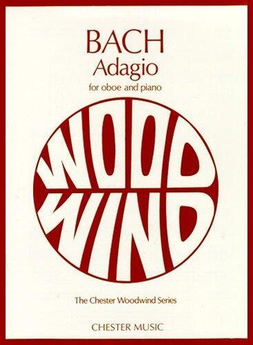 Johann Sebastian Bach: Adagio for Oboe and Piano CH01562