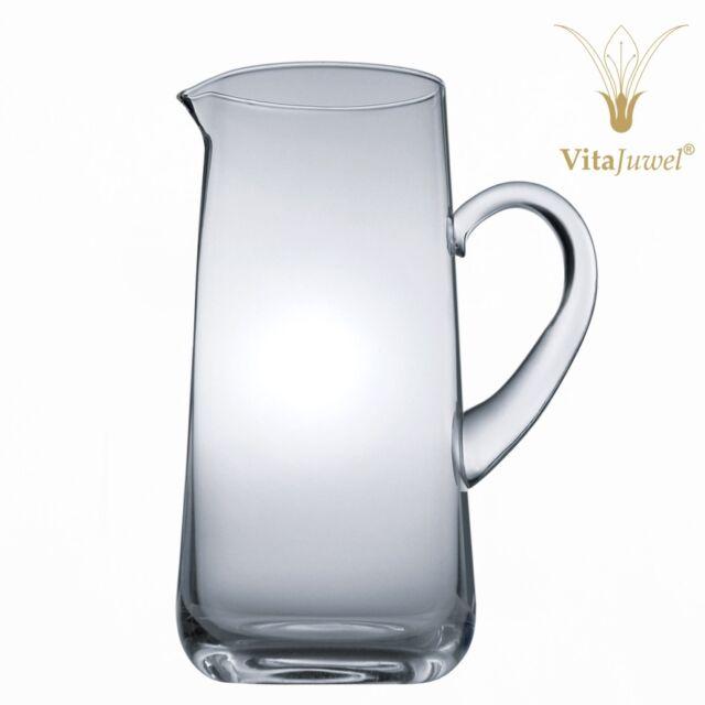 VitaJuwel Karaffe Classic für Edelsteinstab Glasstab Vita Juwel Wasserkaraffe