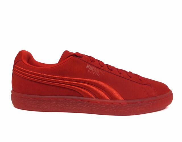 Puma Classico Della Pelle Scamosciata Distintivo Ghiacciato Sneaker Moda CkQAXgayG