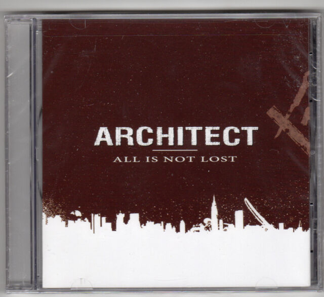 Architect - All Is Not Lost CD