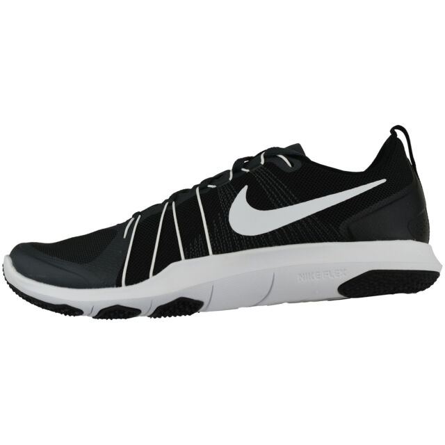 NIKE FLEX TRAIN AVER Running Shoe Sneaker Trainers Textile