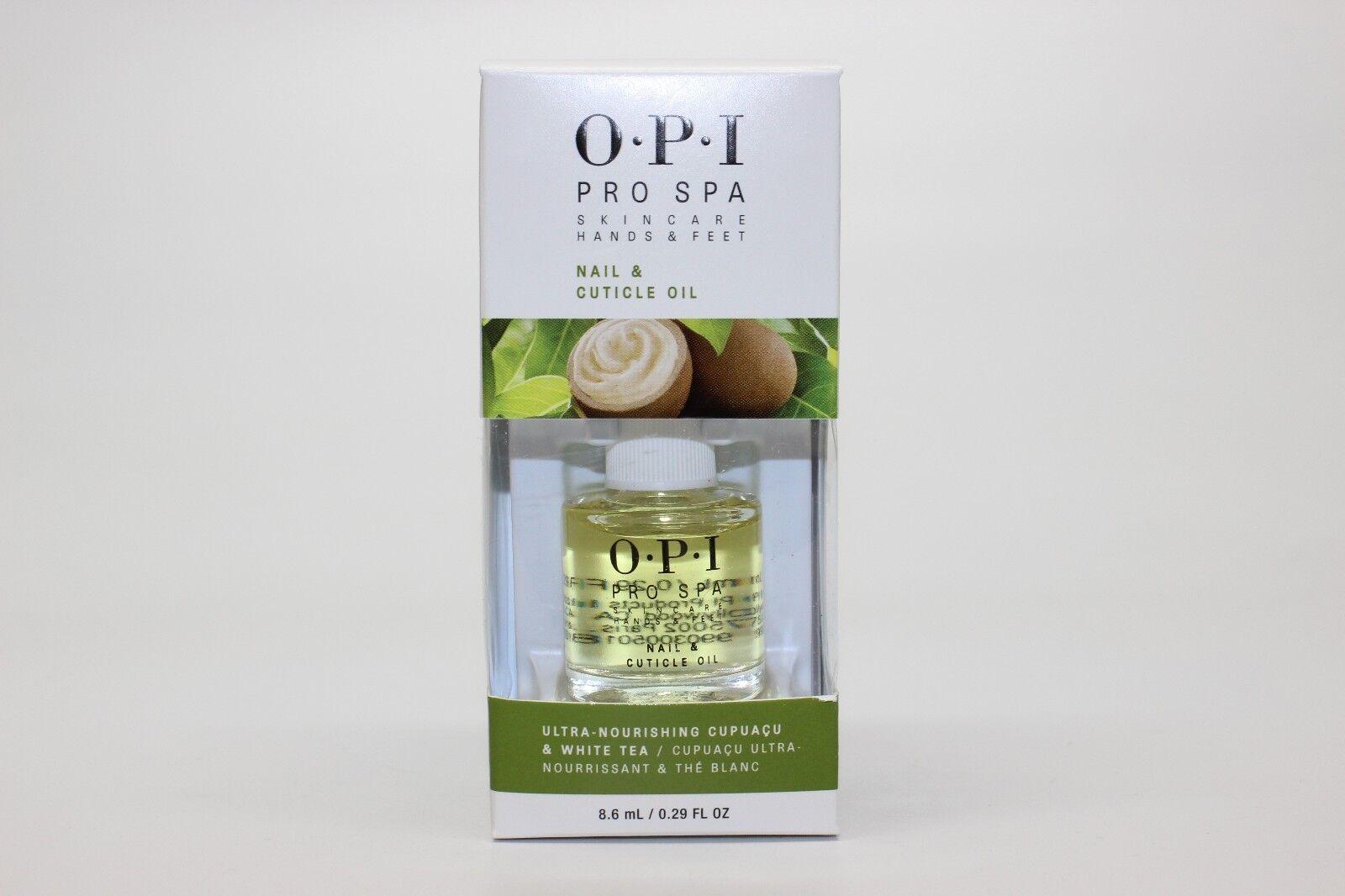 OPI Pro Spa Nail and Cuticle Oil 0.29oz | eBay